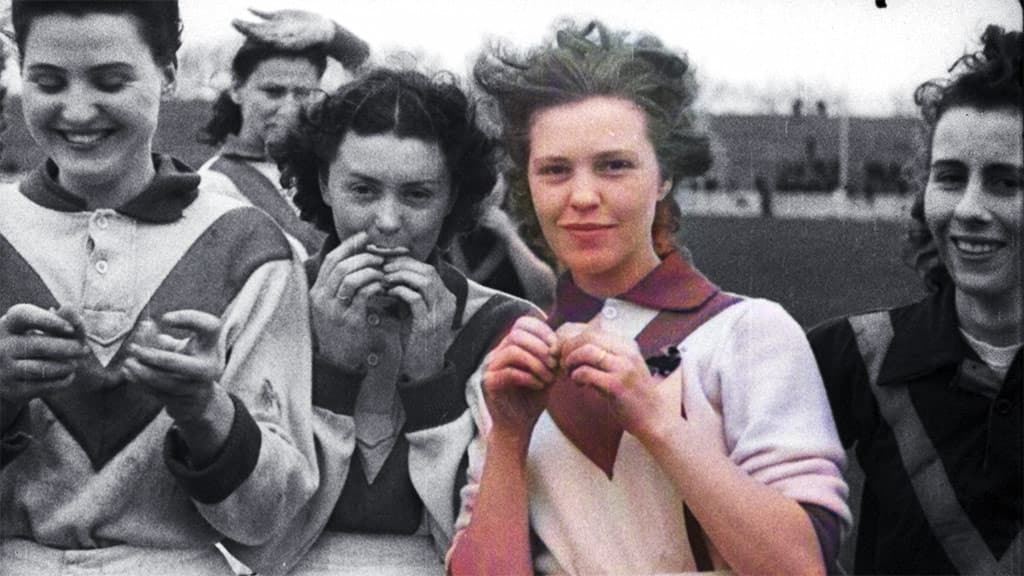 July 6, 1947: The amazing day that kick-started a passion for women's footy