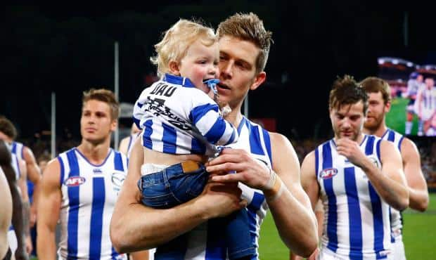 Nick Dal Santo's final game in the qualifying final loss to Adelaide - ${keywords}