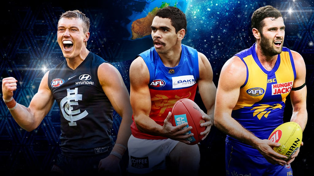 Revealed: The All Australian squad for 2019