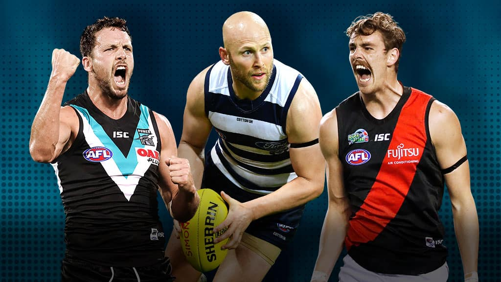 Team of the Week, R6: Who makes the cut?
