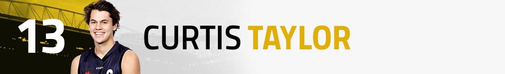 13 Curtis Taylor