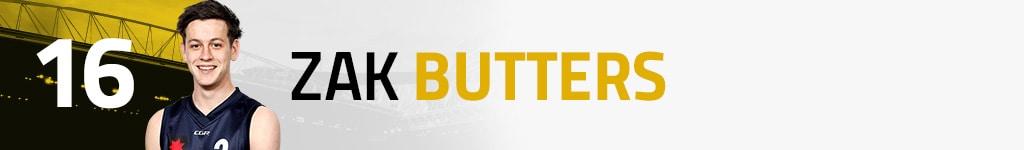 16 Zak Butters