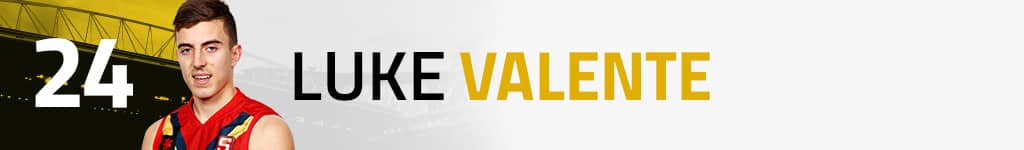 24 Luke Valente
