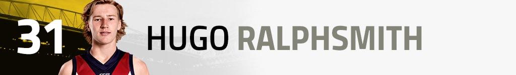 31. Hugo Ralphsmith new banner