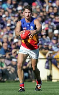 AFL 2012 Rd 03 - Fremantle v Brisbane