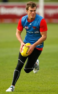 AFL 2012 Training - Essendon 070512