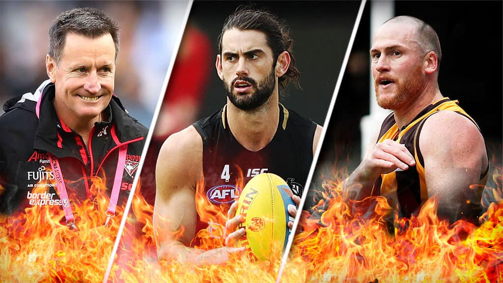 John Worsfold, Brodie Grundy and Jarryd Roughead feature in our burning questions - AFL,Adelaide Crows,Brisbane Lions,Carlton Blues,Collingwood Magpies,Essendon Bombers,Fremantle Dockers,Geelong Cats,Gold Coast Suns,GWS Giants,Hawthorn Hawks,Melbourne Demons,North Melbourne Kangaroos,Port Adelaide Power,Richmond Tigers,St Kilda Saints,Sydney Swans,West Coast Eagles,Western Bulldogs,News
