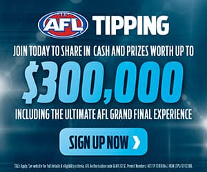afl tipping - photo #38