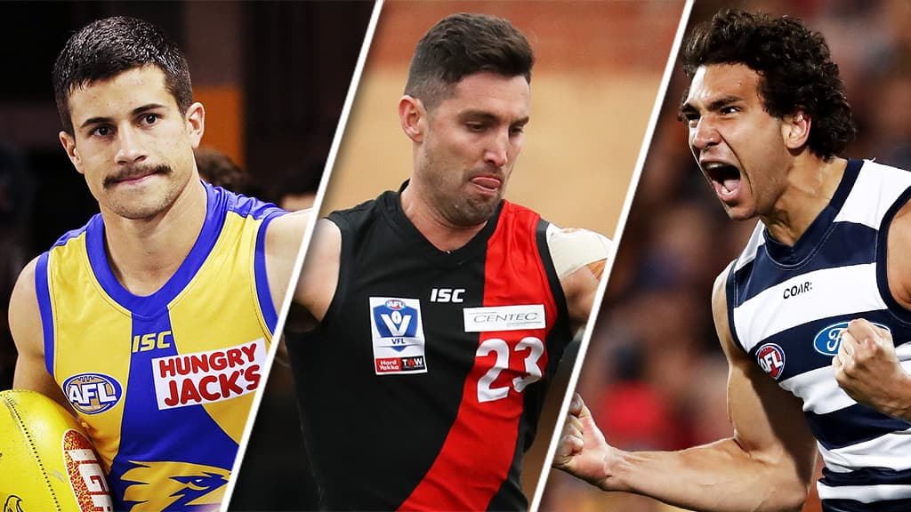 Around the state leagues: Flag hero hurt, luckless Cat returns