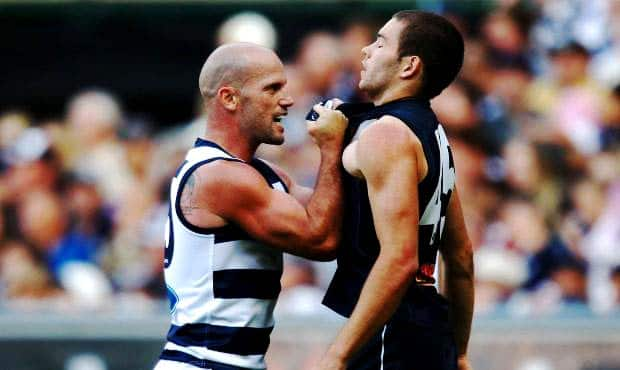 AFL 2010 Rd 05 - Carlton v Geelong
