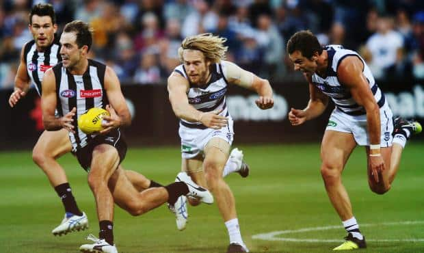 Match Preview Collingwood V Geelong