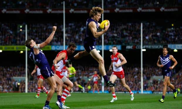 Nate Barlow Wallpapers Fremantle Vs Sydney Swans Match Centre AFL com au