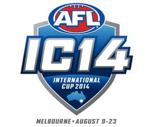 AFL International Cup 2014