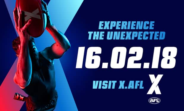 AFLX Tickets Image