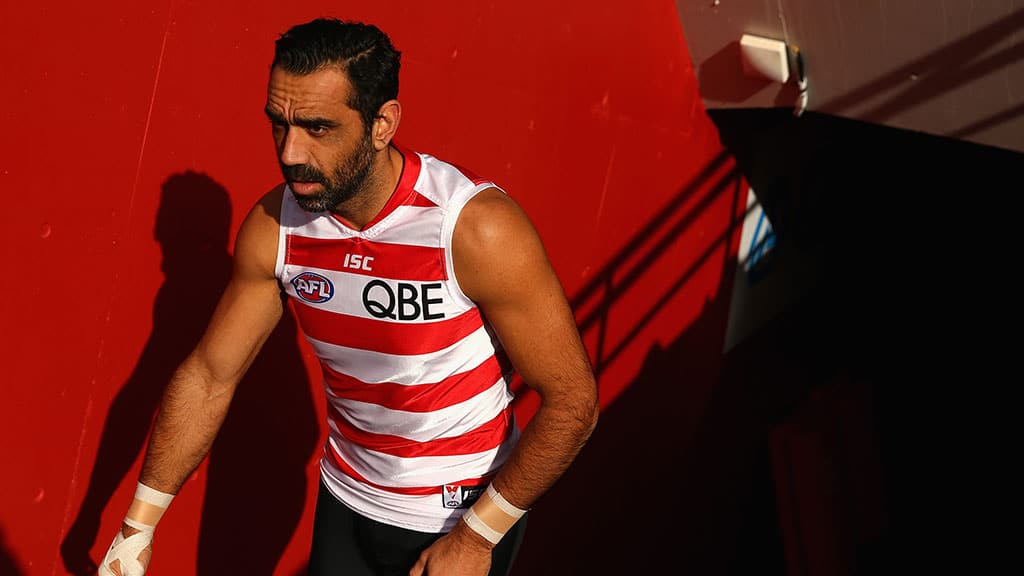 There was one sensible response to the dance Adam Goodes performed during Indigenous Round, 2015 ... - AFL,Adam Goodes,Indigenous,Featured