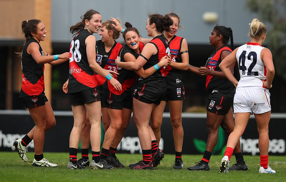VFLW team selection: Round two - essendonfc com au