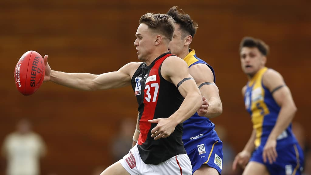 VFL Dons beaten in prelim final
