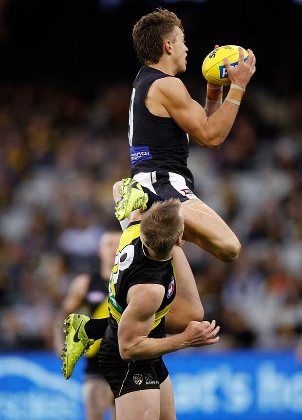 AFL 2017 Round 14 - Richmond v Carlton