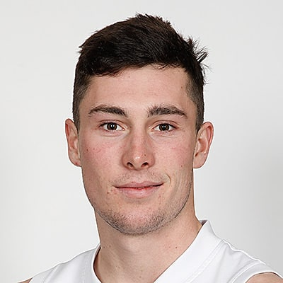 Headshot of 2019 AFL Draft Prospect Lachlan Ash