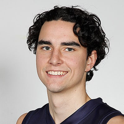 Headshot of 2019 AFL Draft Prospect Jack Bell