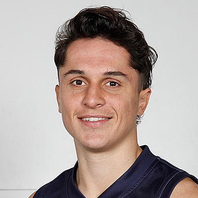 Headshot of 2019 AFL Draft Prospect Trent Bianco