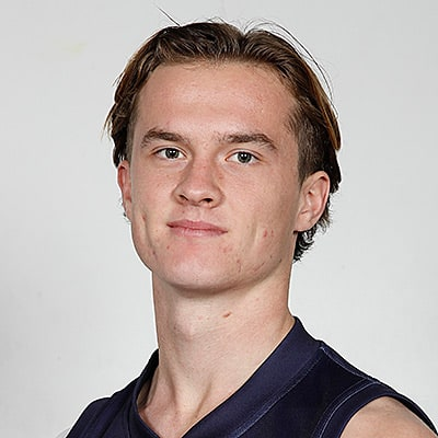 Headshot of 2019 AFL Draft Prospect Louis Butler