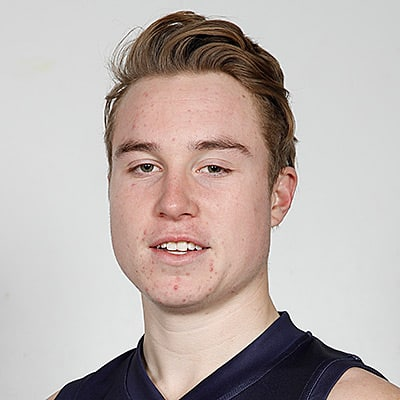 Headshot of 2019 AFL Draft Prospect Ryan Byrnes