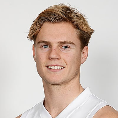 Headshot of 2019 AFL Draft Prospect Ned Cahill