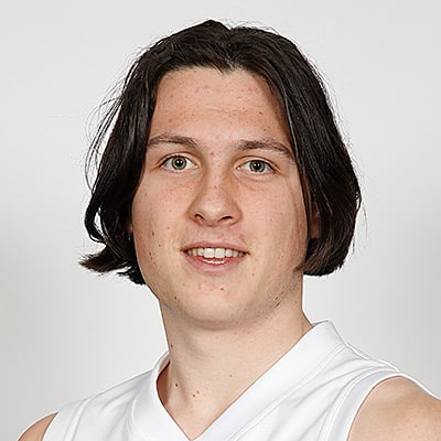 Headshot of 2019 AFL Draft Prospect Darcy Chirgwin