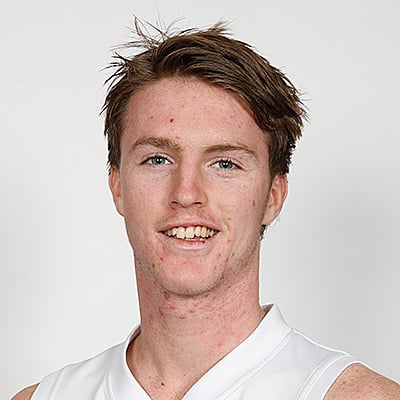 Headshot of 2019 AFL Draft Prospect Jesse Clark