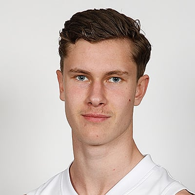 Headshot of 2019 AFL Draft Prospect Charlie Comben