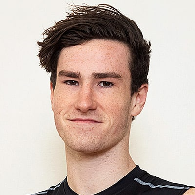 Headshot of 2019 AFL Draft Prospect Jackson Davies