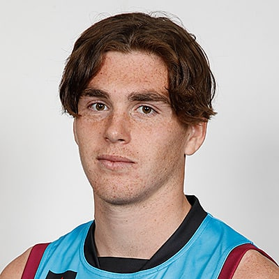 Headshot of 2019 AFL Draft Prospect Liam Delahunty