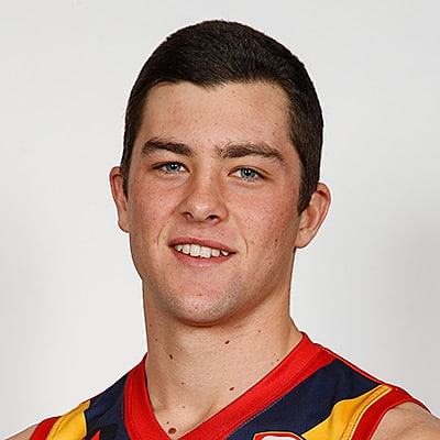 Headshot of 2019 AFL Draft Prospect Karl Finlay