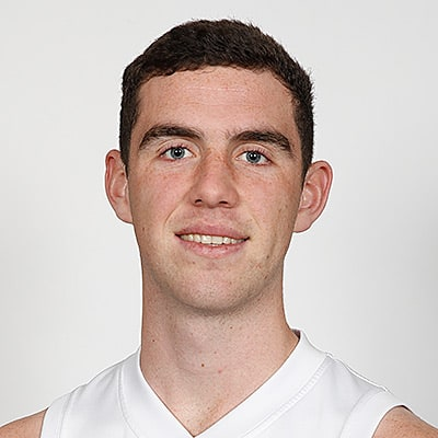 Headshot of 2019 AFL Draft Prospect Sam Flanders
