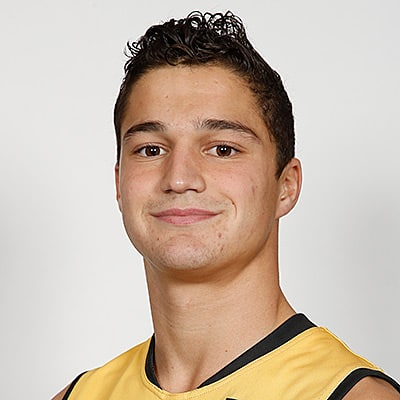 Headshot of 2019 AFL Draft Prospect Riley Garcia