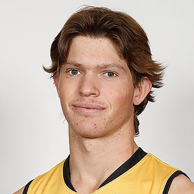 Headshot of 2019 AFL Draft Prospect Mitch Georgiades