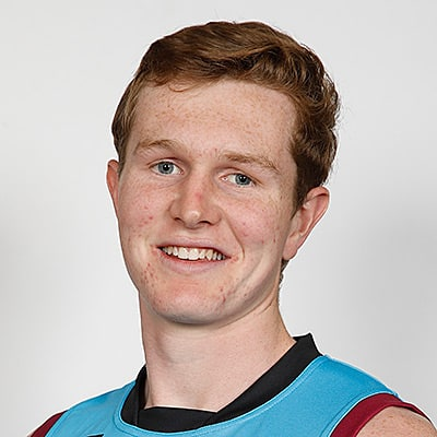 Headshot of 2019 AFL Draft Prospect Tom Green