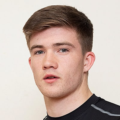 Headshot of 2019 AFL Draft Prospect Angus Hanrahan