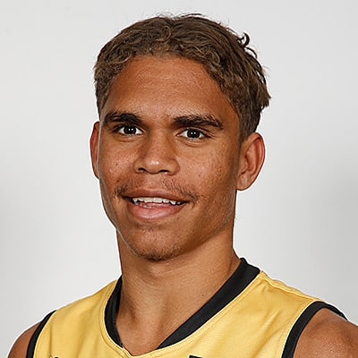 Headshot of 2019 AFL Draft Prospect Liam Henry