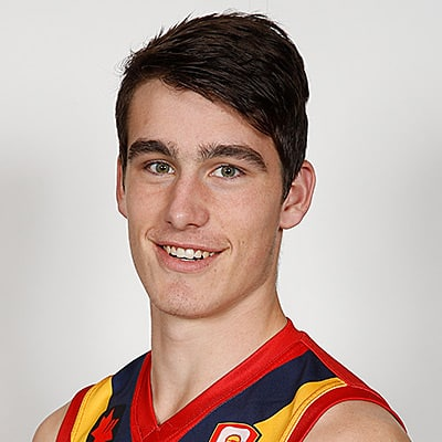 Headshot of 2019 AFL Draft Prospect Dyson Hilder