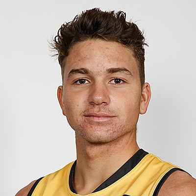Headshot of 2019 AFL Draft Prospect Jai Jackson