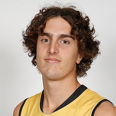 Headshot of 2019 AFL Draft Prospect Luke Jackson