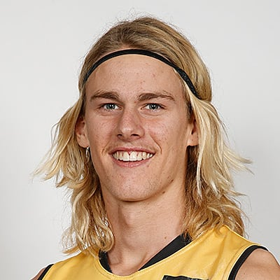 Headshot of 2019 AFL Draft Prospect Callum Jamieson
