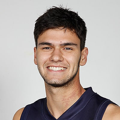 Headshot of 2019 AFL Draft Prospect Emerson Jeka