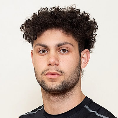 Headshot of 2019 AFL Draft Prospect Lachlan Johnson