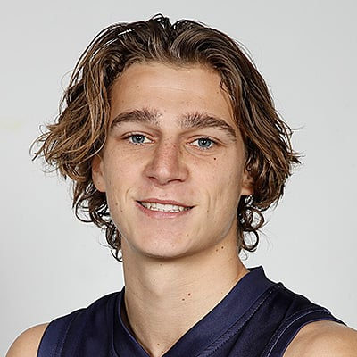 Headshot of 2019 AFL Draft Prospect Harrison Jones