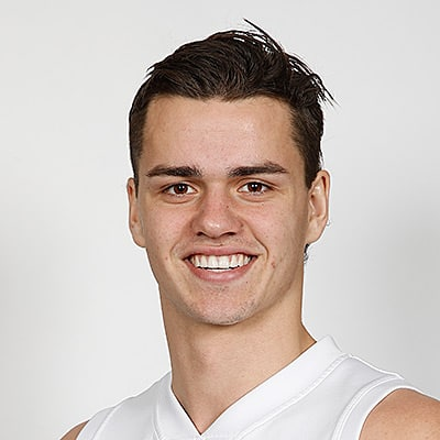 Headshot of 2019 AFL Draft Prospect Brodie Kemp