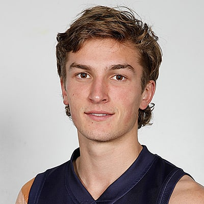 Headshot of 2019 AFL Draft Prospect Oscar Lewis