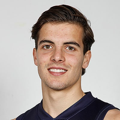 Headshot of 2019 AFL Draft Prospect Finn Maginness